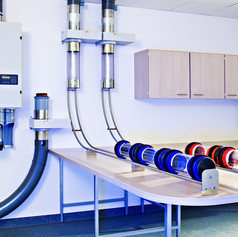 Pneumatic Tube Systems Design