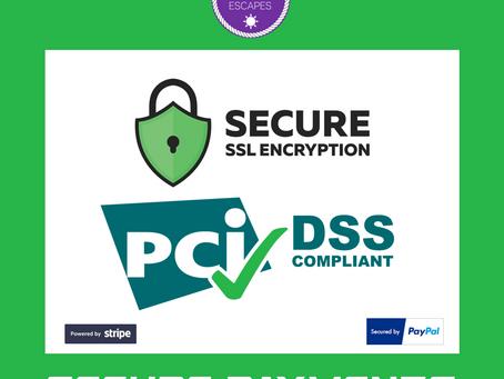 YOUR MONEY -  SAFE & SECURE