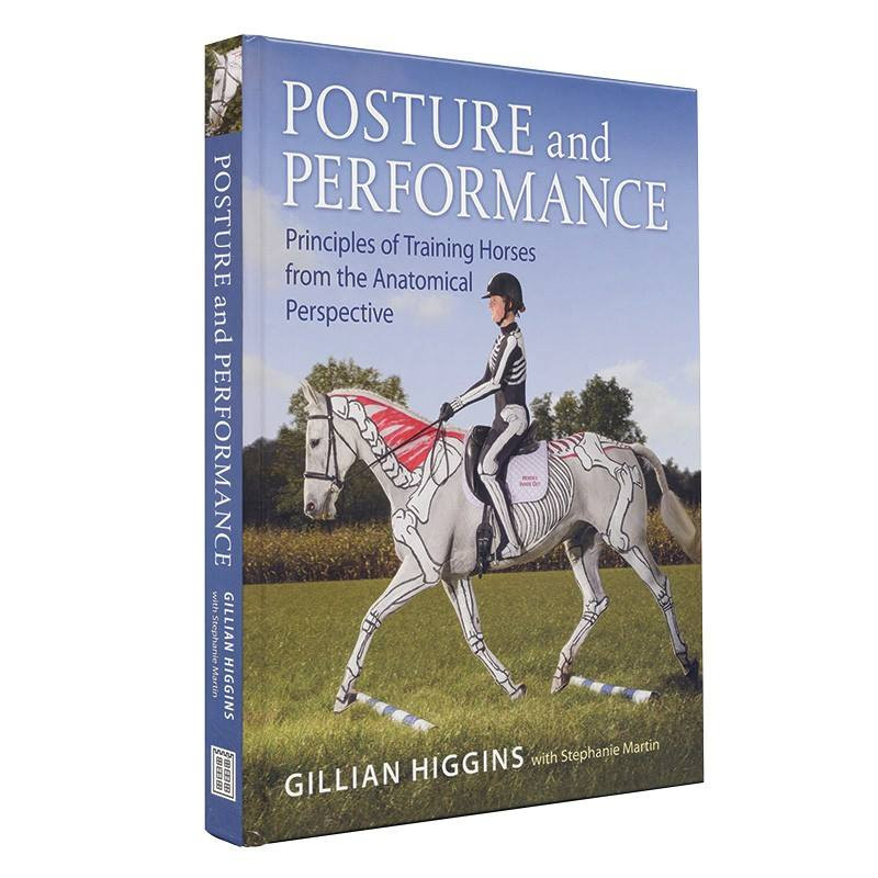 Horse and rider posture and performance, principles of training horses from the anatomical perspective
