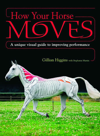 How your horse moves, visual guide to improving performance, horse anatomy, movement, biomechanics, training, reducing the risk of injury