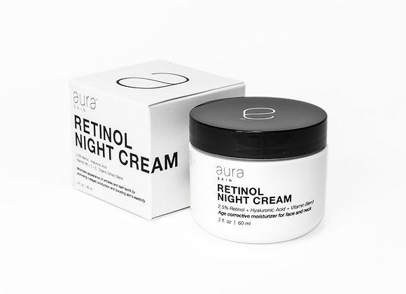 RETINOL NIGHT CREAM