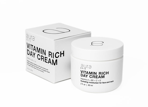 VITAMIN RICH DAY CREAM