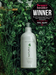 NATURIA Organic Keratin Shampoo (500ml)