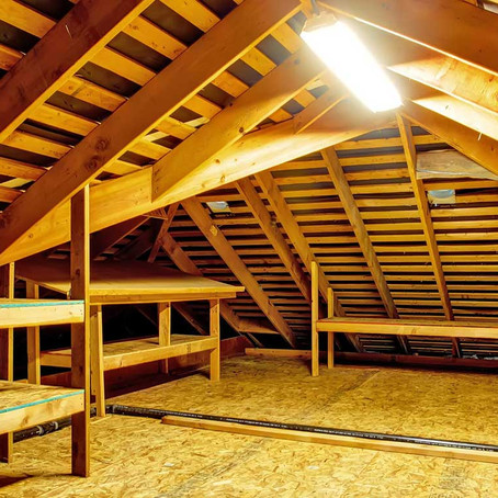 The Importance of Attic Cleaning: Tips to Get it Done!