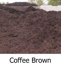 Coffee Brown Mulch