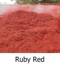 Ruby Red Mulch
