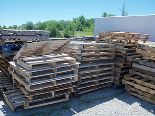 Tulsa Wood Pallet Recycling