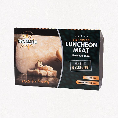 Luncheon Meat - Match washed out