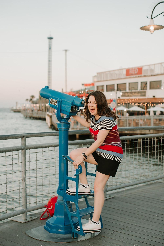 Houston Texas Wardrobe Stylist shares most flattering shorts of summer