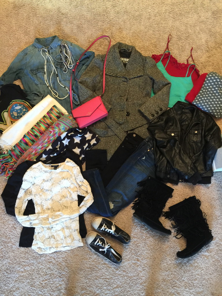 Ashley Kahn, Personal Shopper, Houston, Texas shares how to pack efficiently for a trip