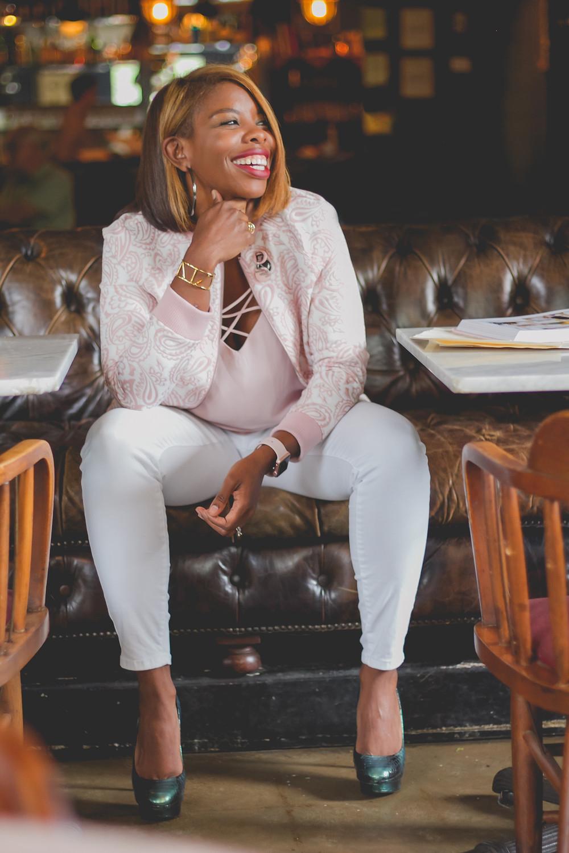 Wardrobe Stylist in Houston, TX styles the everyday woman