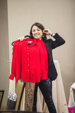 Houston wardrobe stylist talk