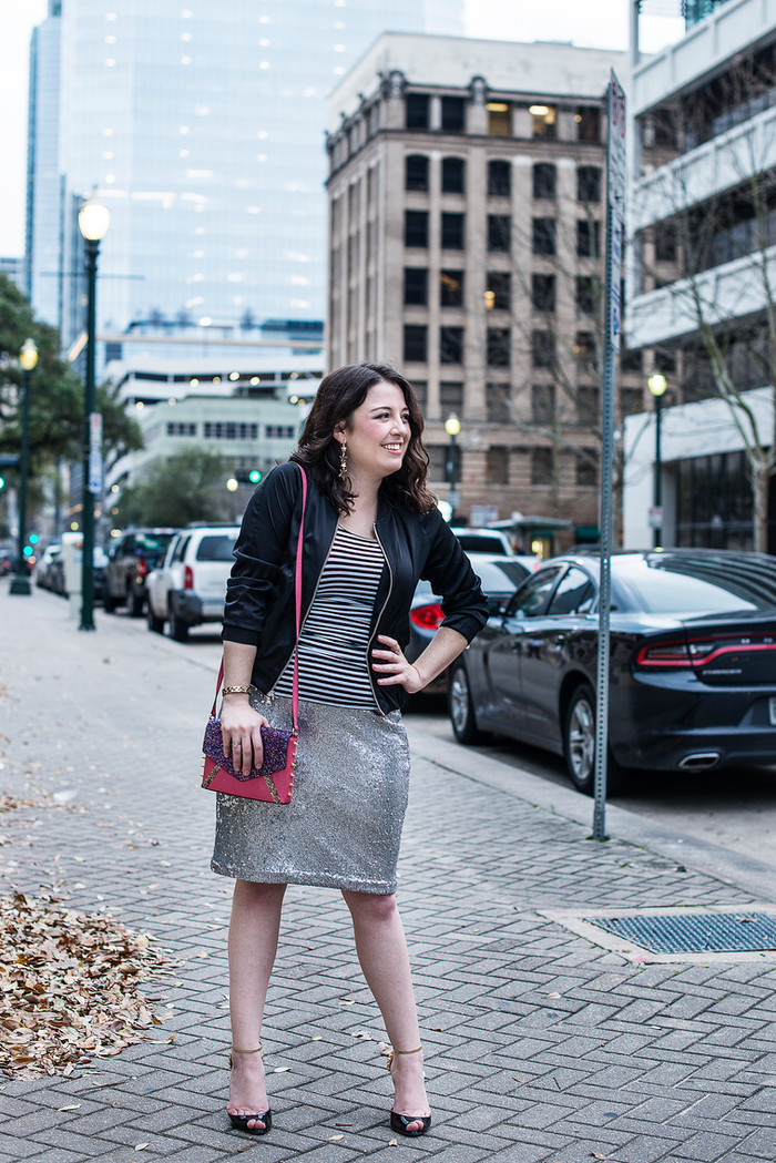 How to Wear Sequins & Sparkle Anytime, Anywhere.