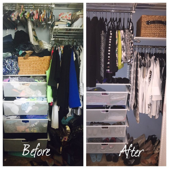 Closet Clean-Out Guide What to Keep & What to Toss