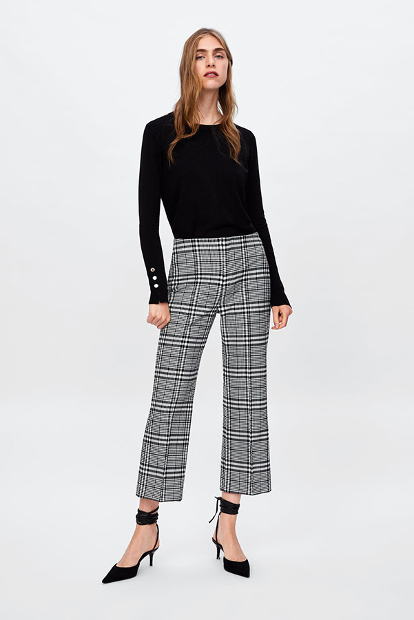 Houston Personal Stylist recommends plaid for fall 2918