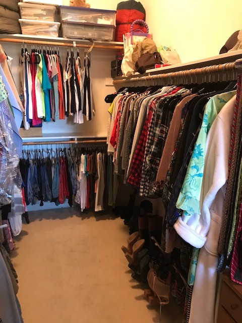 Wardrobe Consulting, Houston, Closet Clean-Out