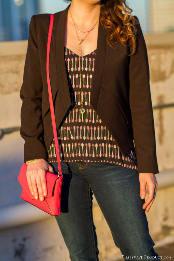Wardrobe consultant, Ashley Kan, shares how to create perfect dressy casual look
