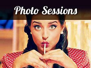"Sessões Fotográficas ""The Fifties"""
