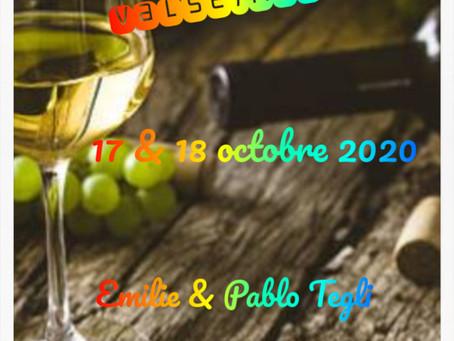 STAGE TANGO ARGENTIN LES 17-18 OCTOBRE AVEC EMILIE ET PABLO TEGLI