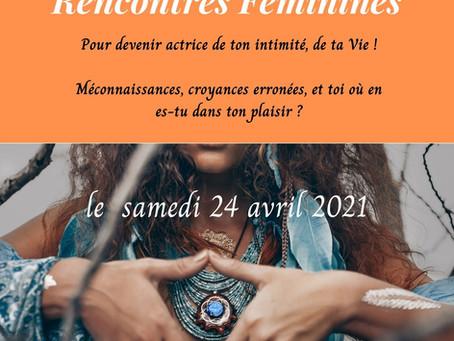 Rencontres féminines avec STEPHANIE LE BRIS 27 Mars 2021