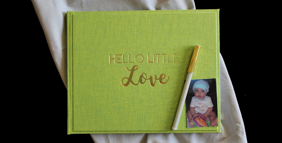 Green Baby Journal