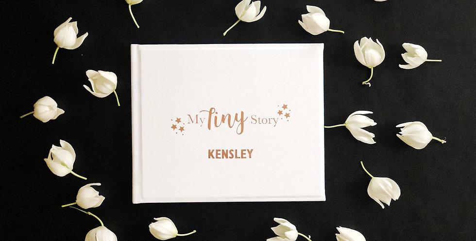 Custom Baby Journal