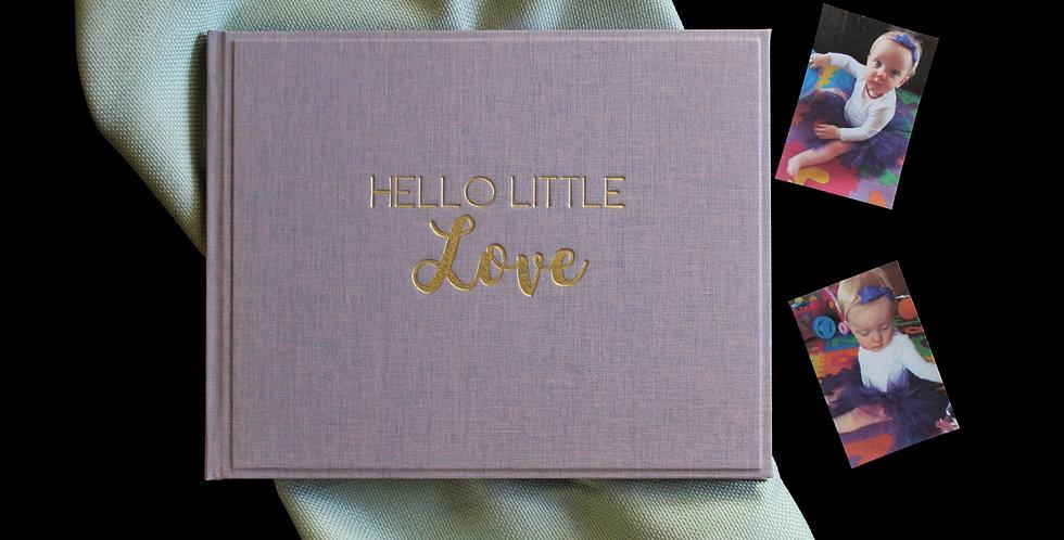 Purple Baby Journal