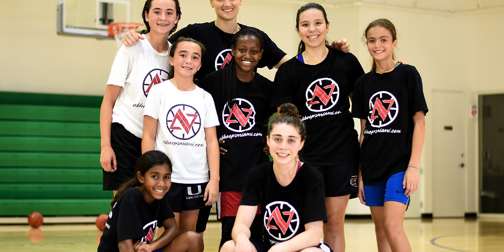 Summer Basketball Camp by AB Hoops - SESSION 1