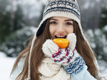 Nutritional Habits For a Happier Winter