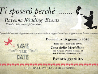 Ti Sposerò Perché .......... Evento Wedding
