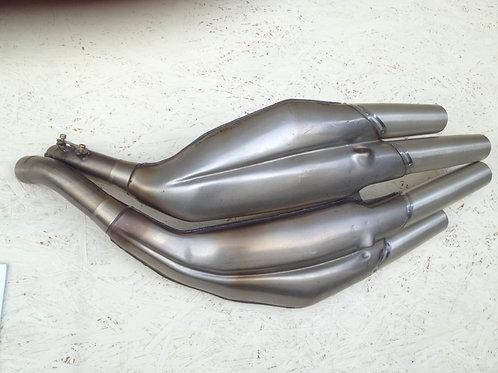 Terminale originale Arrow MV Agusta F4