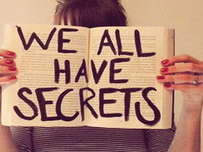 Your Secrets and my Lies.