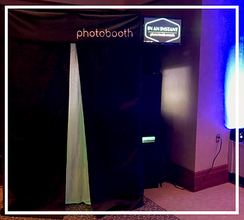 Wedding In An Instant Photo Booth Rentals