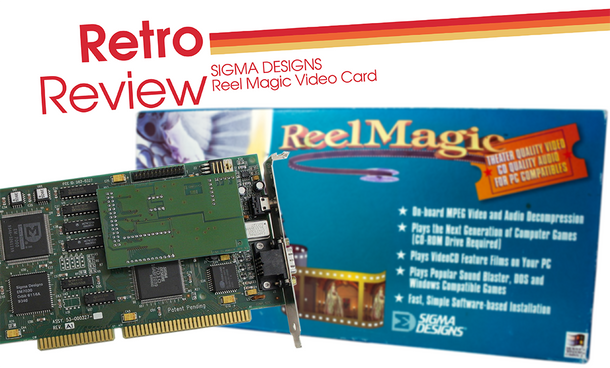 Retro Review - ReelMagic Video Card