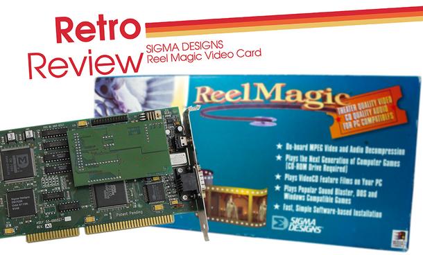 Retro Review - ReelMagic Video Card
