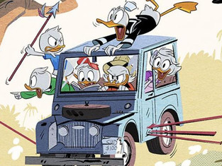 Duck Tales Returns for 2017
