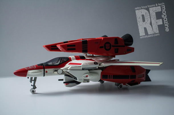 Retro Review - G1 Jetfire