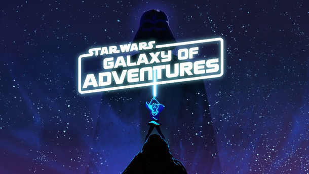 New 2D Animated Star Wars Show