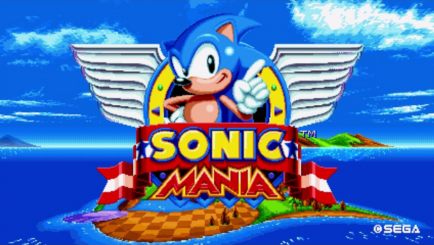 Sonic Returns in Glorious 2D