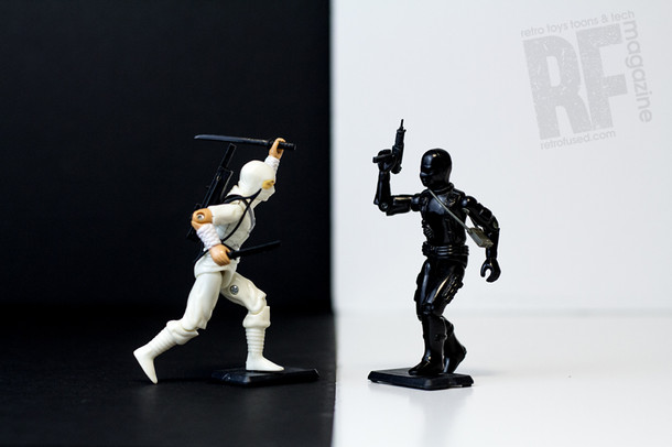 Legends - Snake-Eyes & Storm Shadow