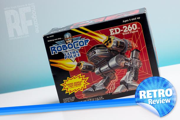 Retro Review - 1988 ED-260