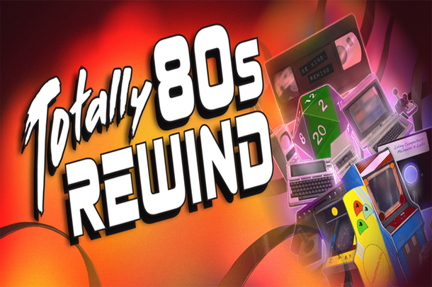 Step in Time with Totally 80's Rewind!