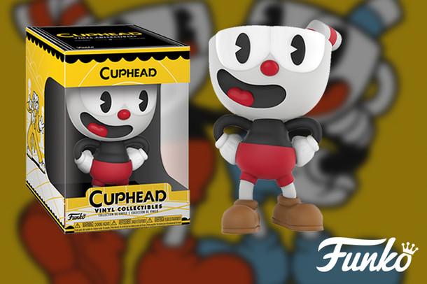 Cuphead Vinyl Figures!