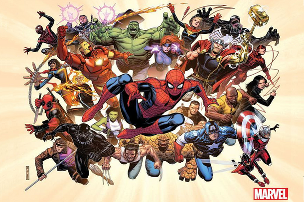 Marvel Comics Announces Story Wide Reboots