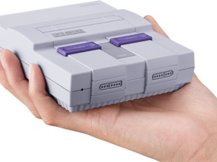 Here We Go Again - SNES Classic On the Way!