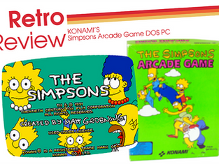 Retro Review - The Simpsons Arcade PC Game