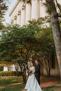 kansas city wedding photographers engagement photos