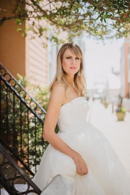 kansas city photographer - bride candid photo