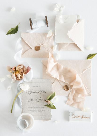 kc wedding photographers capture wedding invitations