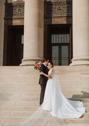 KC photography wedding photo shoot